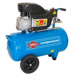 Kompresor olejowy 50l. 1-tłokowy Airpres