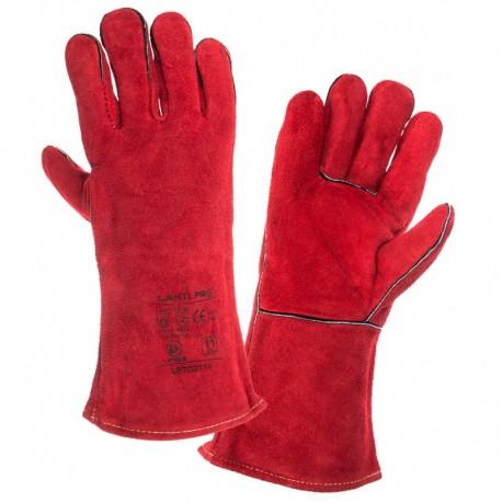 Rękawice spawalnicze ze skóry 11 Lahti