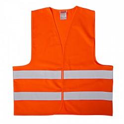 Kamizelka ostrzegawcza pomarańczowa 2XL Lahti