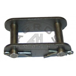 Złączka łańcucha 38,4R 6,9mm.