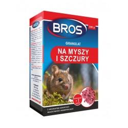 Granulat na myszy i szczury 2,5kg Bros