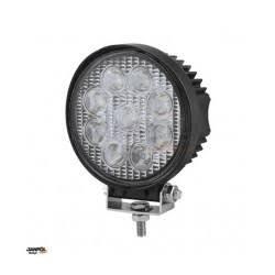 Lampa robocza LED 9-32V 15W 1100lm okrągła XXX