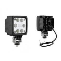 Lampa robocza LED 12/24V 22W 1500lm /Wesem/