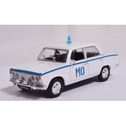 Zabawka samochód Fiat 125p MO /PRL/