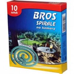 Spirale owadobójcze standard 10szt.