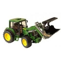 Zabawka Ciągnik John Deere 7930 z ładowaczem