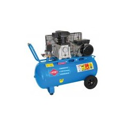 Kompresor olejowy 90l. 2-tłokowy Aipress