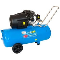 Kompresor olejowy 100l. 2-tłokowy Aipress