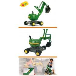 Zabawka koparka John Deere /Rolly Toys/