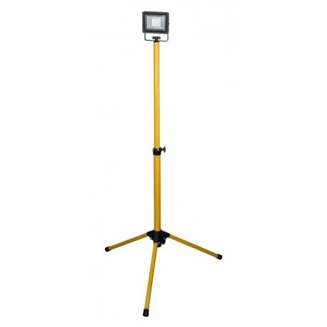 Lampa warsztatowa 1*20W LED na statywie