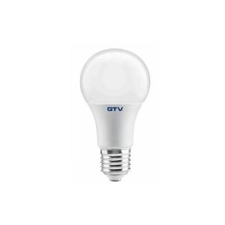 Żarówka LED E27 10W 230V biała ciepła GTV