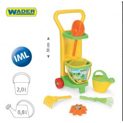 Zabawka wózek ogrodnika /Wader/