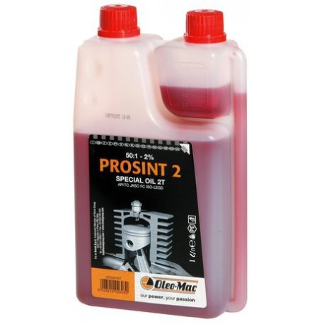 Olej 2-suw 1l. Prosint 2 dozownik Oleo-Mac