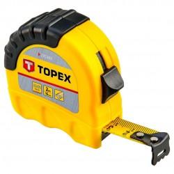 Miara zwijana 5m*19mm. Shiftlock Topex