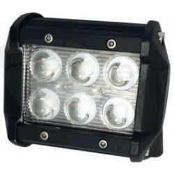 Lampa robocza LED 10-30V 18W 1300lm cree św.skupio