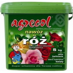 Nawóz do róż 5kg. Agrecol