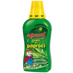 Nawóz do paproci 0,75l. Agrecol