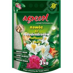 Nawóz do rododendronów 3kg. hortifoska  Agrecol