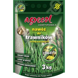 Nawóz do trawników zachwasz. 3kg Hortifoska Agreco