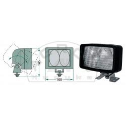 Lampa robocza halog.H-3 2-żarówki