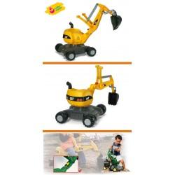 Zabawka koparka CAT /Rolly Toys/