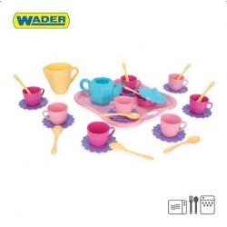 Zabawka taca z naczyniami 30-el /Wader/