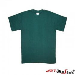Koszulka t-shirt zielona XXX