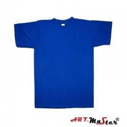 Koszulka t-shirt niebieska XXX