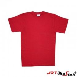 Koszulka t-shirt czerwona XXX