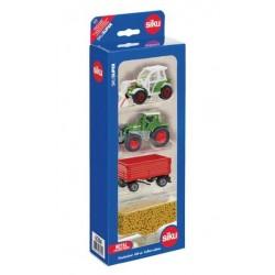 Zabawka zestaw maszyn roln. 4-el. /Siku/