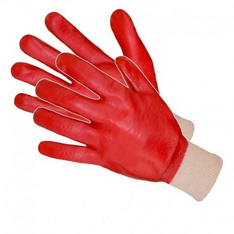 Rękawice PCV krótkie