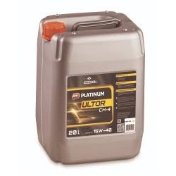 Olej Platinum Ultor CH-4 15W/40 20l.