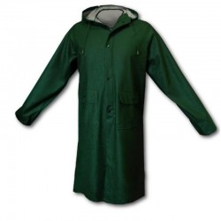Płaszcz przeciwdeszczowy PPR PU L zielony