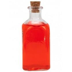 Butelka 150ml. z korkiem