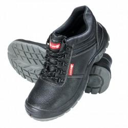 Buty trzewiki ochronne skórzane czarne S3 rozm. 40