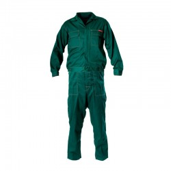 Ubranie robocze kpl. zielone Quest S Lahti