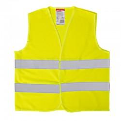 Kamizelka ostrzeg. żółta dla dzieci 4-6 lat S Laht