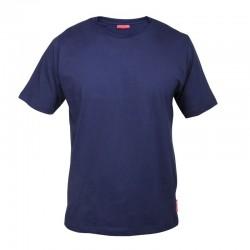 Koszulka t-shirt M granatowa Lahti