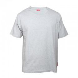 Koszulka t-shirt 3XL szara Lahti