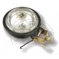 Lampa robocza halog.H-3 okrągła mała 91mm.