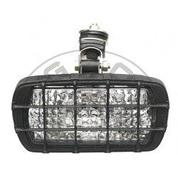 Lampa robocza halog.H-3 prostokątna