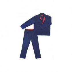 Ubranie spawalnicze Reflex Blue spodnie rozm. 48