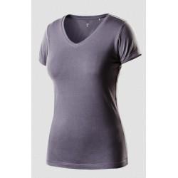 Koszulka t-shirt damska XL ciemnoszara NEO