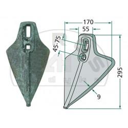Redlica kuta HC120