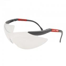 Okulary ochronne bezb. regulowane etui+zawiesz.