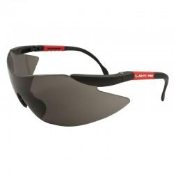 Okulary ochronne szare regulowane etui+zawiesz.