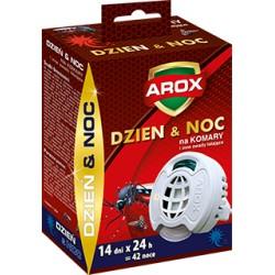 Elektrofumigator + wkład dzień & noc Arox