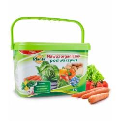 Nawóz organiczny pod warzywa 3kg.wiadro Planta