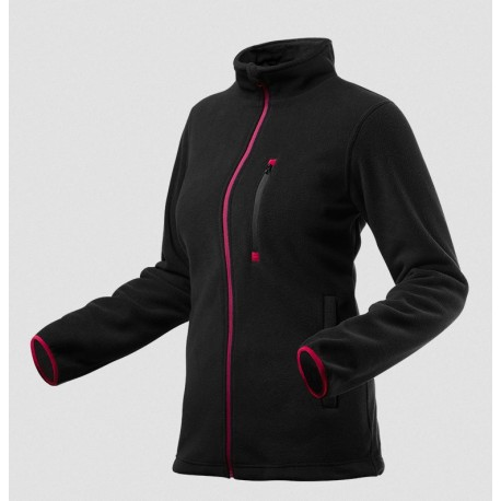 Bluza polarowa damska czarna XL Neo