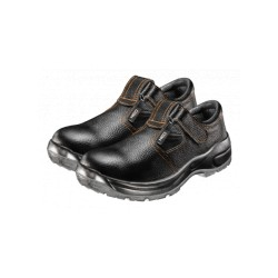 Sandały robocze S1 SRA skórzane rozmiar 47 Neo